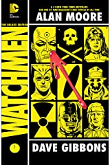 Watchmen: The Deluxe Edition (English Edition) Format Kindle