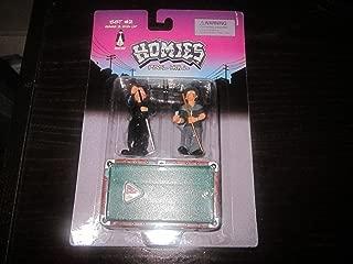 Homies set #2 Pool Hall Action Figures 2004