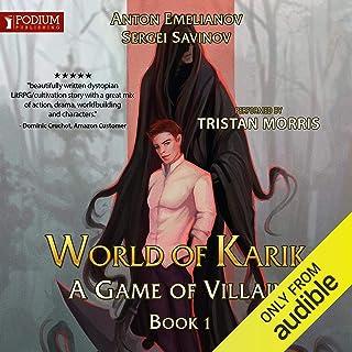 A Game of Villains: World of Karik, Book 1