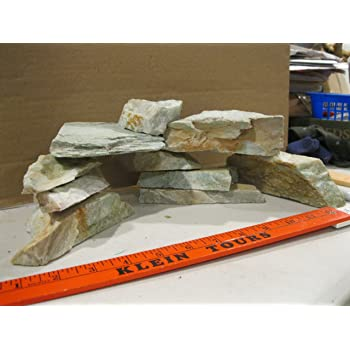 Amazon Com 10 Pc Aquarium Natural Rock Cave Aquarium Aquascape Diy Kit Aquarium Safe All Natural Stone Organic Terrarium Iwagumi Aquarium Cichlid Cave Pleco Cave Aquarium Decor Ornaments Pet Supplies