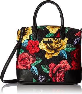 c9988eb55c Amazon.com  Vera Bradley - Satchels   Handbags   Wallets  Clothing ...