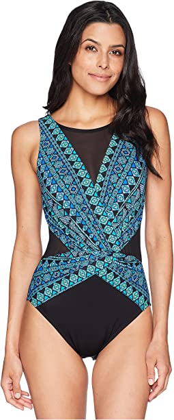 Miraclesuit Gypsy Palma One-Piece