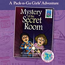 Mystery of the Secret Room (Austria #2) (Pack-n-Go Girls Adventures)