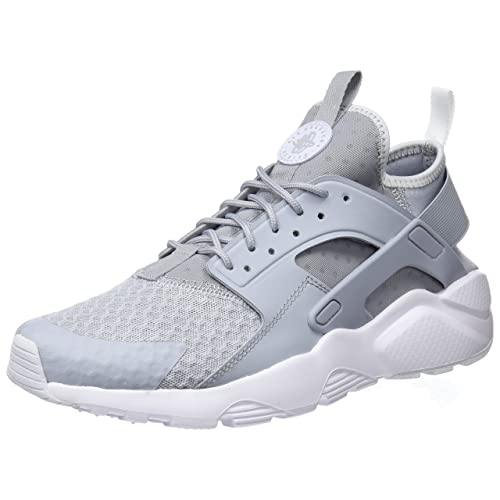 sale retailer a585d 2a7e0 Nike Men s Air Huarache Run Ultra Shoes White