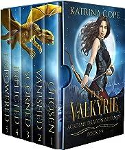 Valkyrie Academy Dragon Alliance: Books 1 - 5: Chosen, Vanished, Scorned, Inflicted, & Empowered (Valkyrie Academy Dragon Alliance Collection)