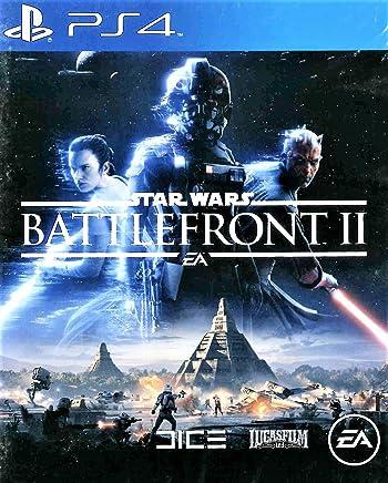(PS4) Star Wars: Battlefront II Star Wars: Battlefront II - Medium English Version [Parallel Import Goods]