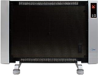 Suntec Heat Wave Style 2000 LCD Calefacción radiante infrarroja, Negro