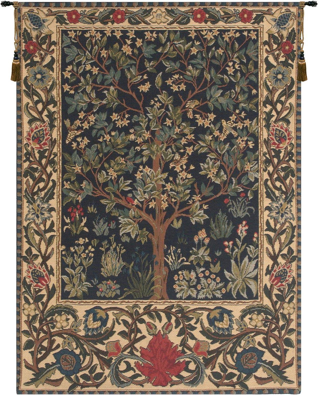 Charlotte Home Furnishings Inc. 'Tree of William Life Morri I Mesa 40% OFF Cheap Sale Mall By