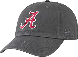 save off 81d2f 7ab42 Top of the World NCAA Men s Hat Adjustable Relaxed Fit Charcoal Icon