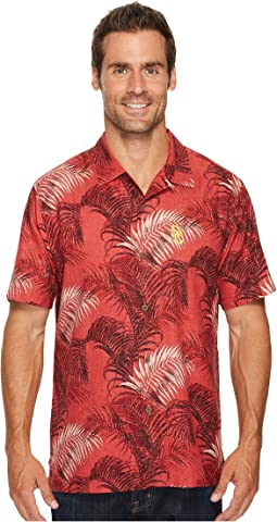 Tommy Bahama - USC Trojans Collegiate Series Fez Fronds Shirt