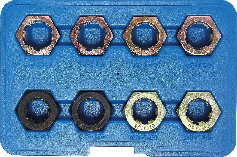 8 Piece Thread Repair Set For Drive Shafts Prop Shafts Baumarkt