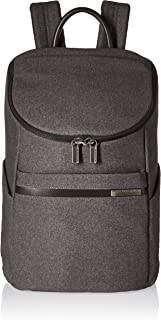 Briggs & Riley Kinzie Street, Small Wide Mouth Backpack, Grey