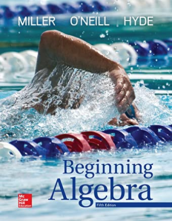 Beginning Algebra Integrated Video and Study Workbook