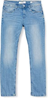 TOM TAILOR Men's Josh Denim Pants, 10150-Bright Blue, Standard