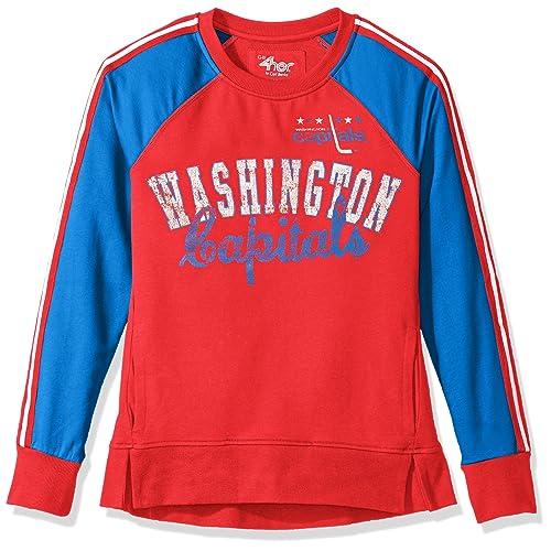 best website eafd3 9cbb8 Washington Capitals Women's Apparel: Amazon.com
