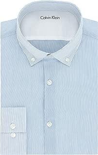Men's Xtreme Slim Fit Stripe Dress Shirt