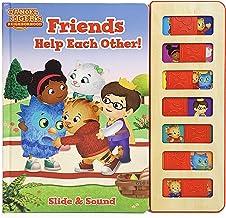 Friends Help Each Other! ( Daniel Tiger's Neighborhood)