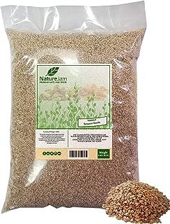 Toasted Sesame Seeds Natural 5 Pounds Bulk Bag-Heat Sealed for Freshness