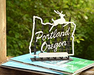 Model Kit of the Portland Oregon Sign, DIY White Stag Sign, Architects Design, Made in Oregon 1940