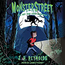 Monsterstreet: The Boy Who Cried Werewolf: Monsterstreet Series 1