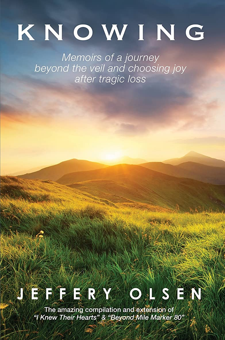 砂漠コークス単調なKnowing: Memoirs of a journey beyond the veil and choosing joy after tragic loss. (English Edition)