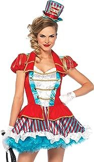 Womens Ravishing Ring Master Circus Costume