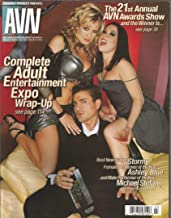ADULT VIDEO NEWS 2004 STORMY DANIELS NEWCOMER OF THE YEAR