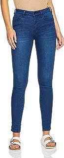 Lee Women's Mid-Licks Mid Super Skinny Jean