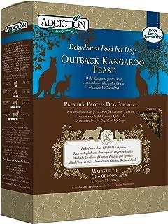 Addiction Grain Free Dehydrated Dog Food Kangaroo & Apple