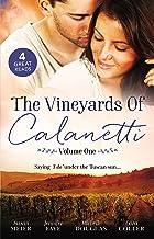 The Vineyards Of Calanetti Volume 1 - 4 Book Box Set