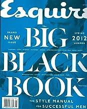 Esquire Magazine Big Black Book (Spring/Summer, 2012)