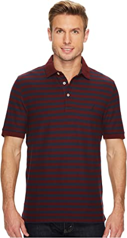 Nautica - Short Sleeve New Stripe Deck