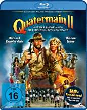 Quatermain 2 - Auf der Suche nach der geheimnisvollen Stadt: HD-Remastered