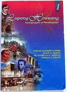 Lupang Hinirang Kasaysayan at Pamahataan [Telling History and Government] [Filipino Language]