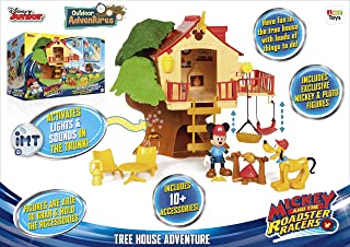 TREE HOUSE ADVENTURE MICKEY - Action Figure Playsets