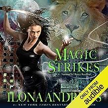 Magic Strikes: Kate Daniels, Book 3
