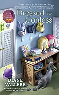 Dressed to Confess (A Costume Shop Mystery Book 3)