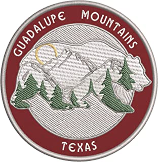 Bear Sightings Guadalupe Mountains Texas - 3.5