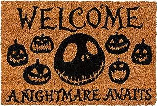Merchandiseonline Nightmare Before Christmas - Door/Floor Mat (Size: 24