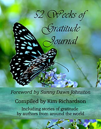 52 Weeks of Gratitude Journal (English Edition)