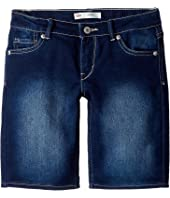 Levi's® Kids - Super Soft Bermuda Shorts (Big Kids)