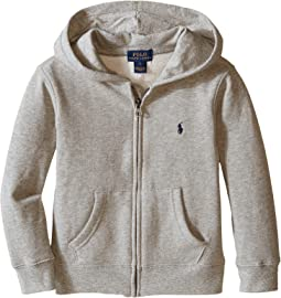 Collection Fleece Full-Zip Hoodie (Little Kids)
