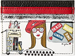 Brighton Fashionista Girls Got It Card Case