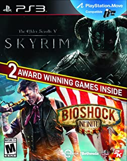 The Elder Scrolls V: Skyrim & Bioshock Infinite Greatest Hits Bundle - PlayStation 3