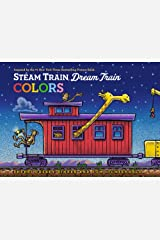 Steam Train, Dream Train Colors Kindle Edition