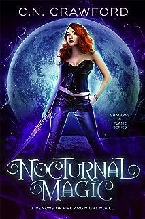 Nocturnal Magic (Shadows & Flame Series Book 2)