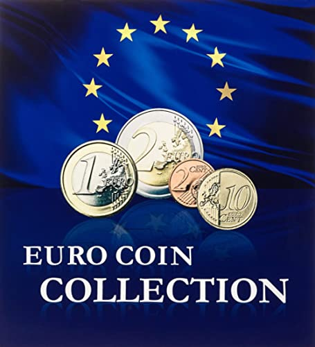 Leuchtturm (346511 Album PRESSO Collection Euro Coin, pour 26 séries d'Euros complétes