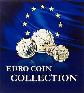 LEUCHTTURM 346511 Münzenalbum PRESSO Euro Coin Collection M