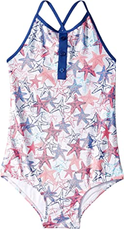 Snazzy Starfish Swimsuit (Toddler/Little Kids/Big Kids)
