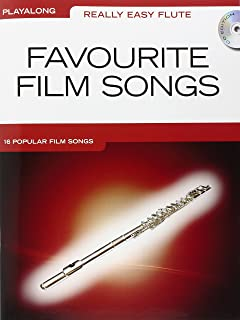 Really Easy Flute: Favourite Film Songs
